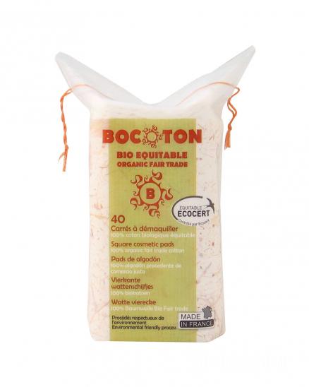 Odličovací tampóny z měkké bavlny 60ks