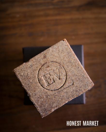 Voňavé Midnight wood mýdlo - santalové dřevo