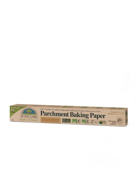 Kompostovatelný papír na pečení 19,8mx33cm