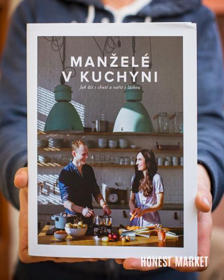 Kuchařka Manželé v kuchyni