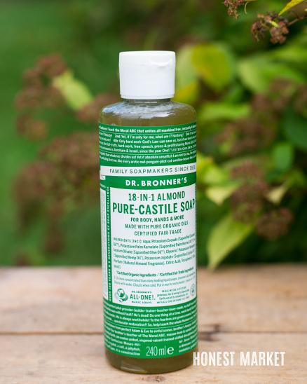 Tekuté mýdlo ALL - ONE Mandle 236ml