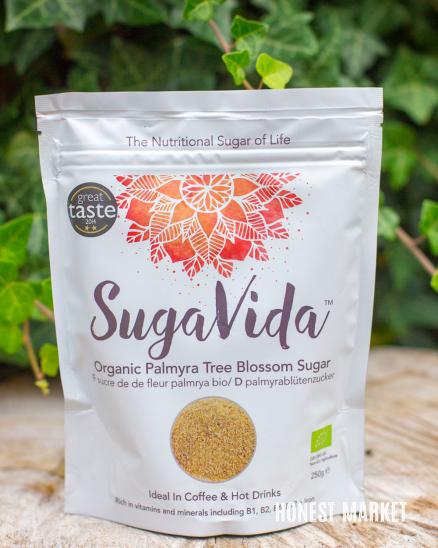 Kokosový cukr Sugavida BIO 250g