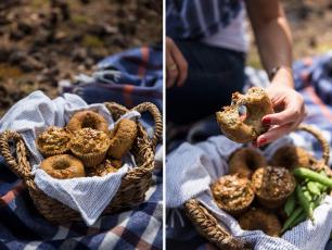 Bezlepkový cuketový chleba / muffiny / donuty