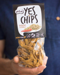 Yeschips čočkové s chilli 80g
