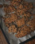 Domácí semínkové krekry s petrželkou 250g