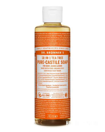 Tekuté mýdlo ALL - ONE Čajovník 236ml