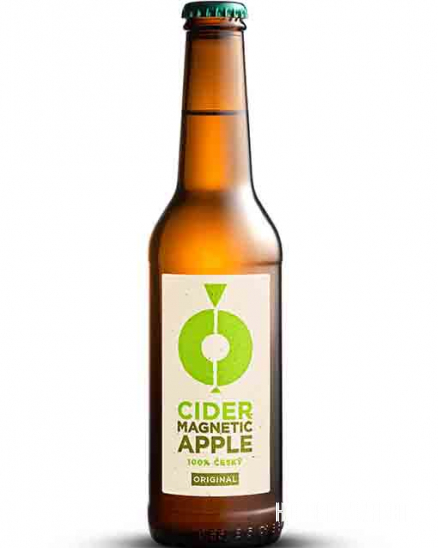 Cider Magnetic Apple originál 330 ml