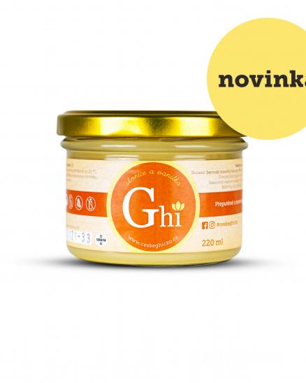 Ghí Skořice, vanilka 220 ml