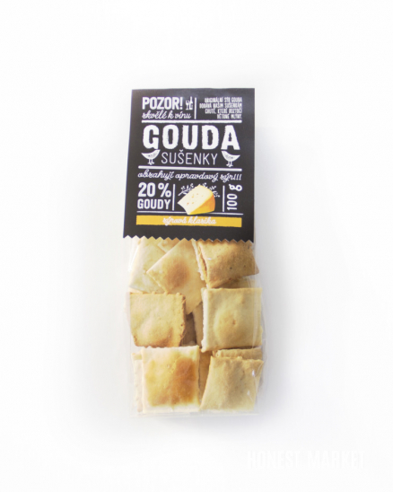 Sušenky Gouda sýrové - klasika 100 g