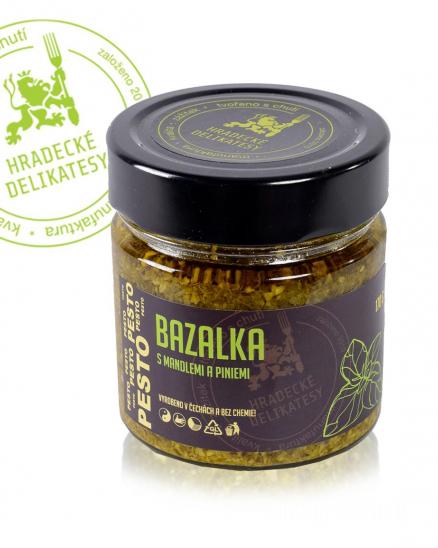 Pesto Bazalka 100 g