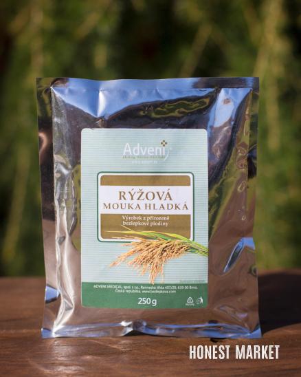 Rýžová mouka hladká 250g