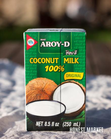 Kokosové mléko 250ml