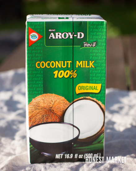 Kokosové mléko 500 ml