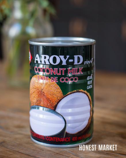 Kokosové mléko 400ml