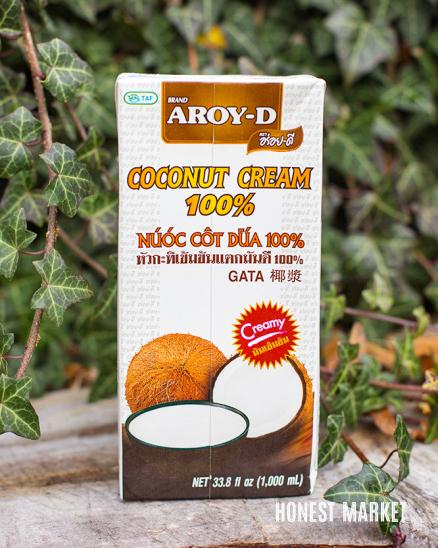 Kokosový krém 1l