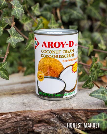 Kokosový krém 400ml