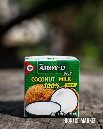 Kokosové mléko 150ml