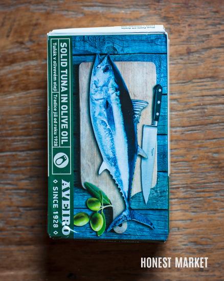 Tuňák v olivovém oleji 120g