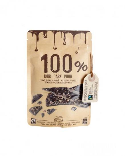 Lámaná 100% čokoláda BIO 80g