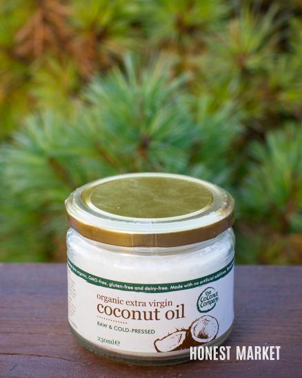 Kokosový extra panenský olej BIO 230ml