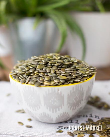 Dýňová semínka 1 kg