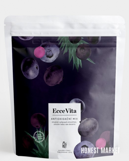 Antioxidační mix 200 g BIO