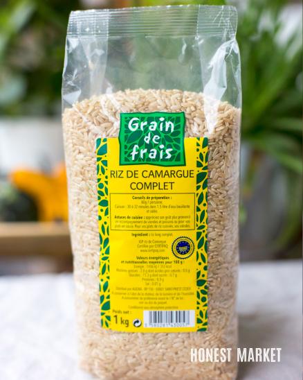 Rýže celozrná 1kg
