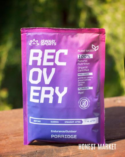 Recovery směs - snack po sportovním výkonu 75g