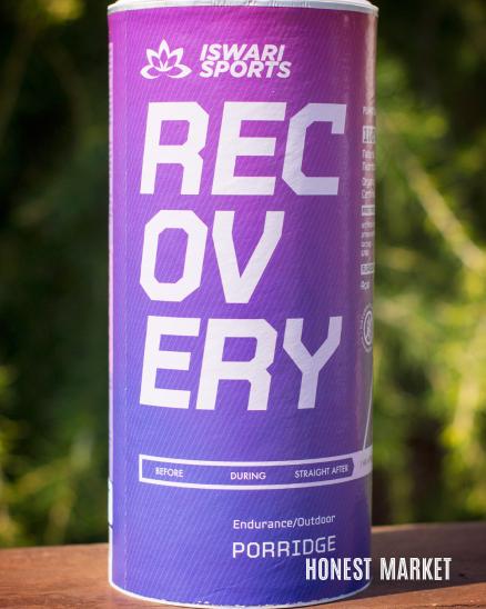 Recovery směs - snack po sportovním výkonu 600g