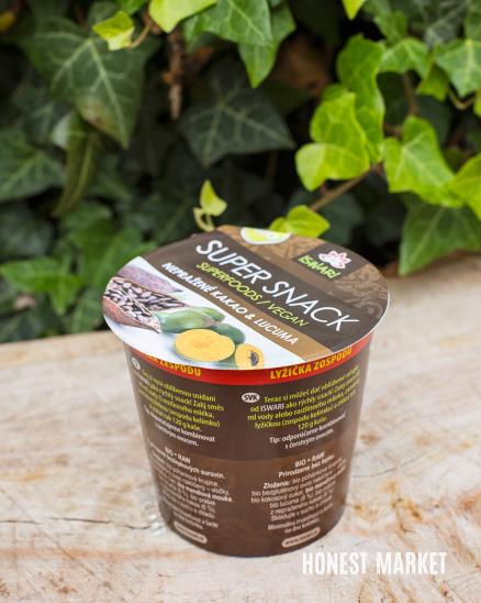 Super Snack kakao lucuma 60g