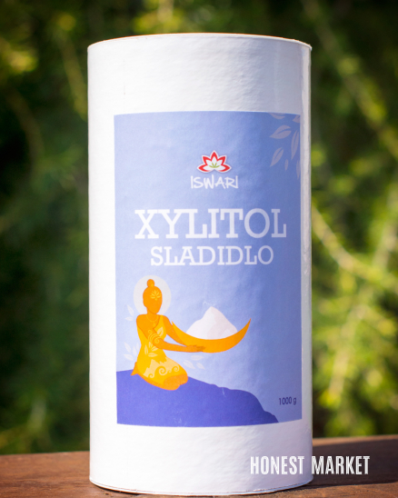 Xylitol sladidlo 1kg