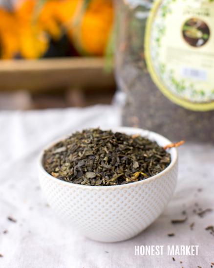 Jasmínový čaj zelený 125g