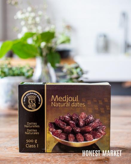 Datle Medjoul Large výběrové 0.5 kg