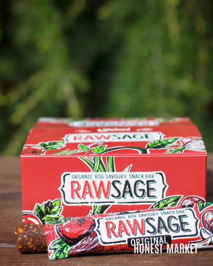 Rawsage vegan klobáska RAW BIO 25g