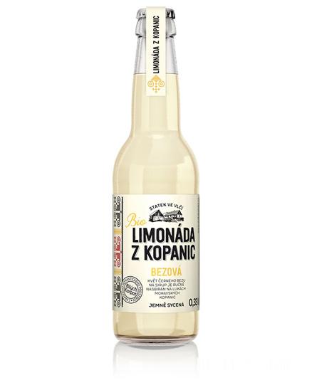 Limonáda Bezová 330 ml BIO