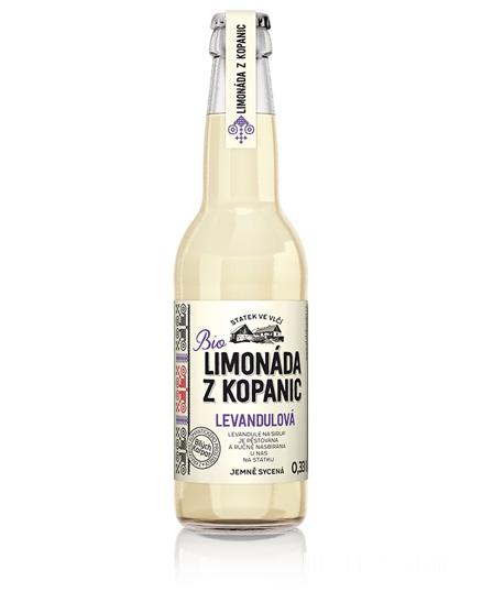 Limonáda Levandulová 330 ml BIO