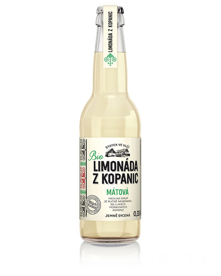 Limonáda Mátová 330 ml BIO