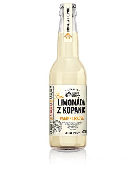 Limonáda Pampelišková 330 ml BIO