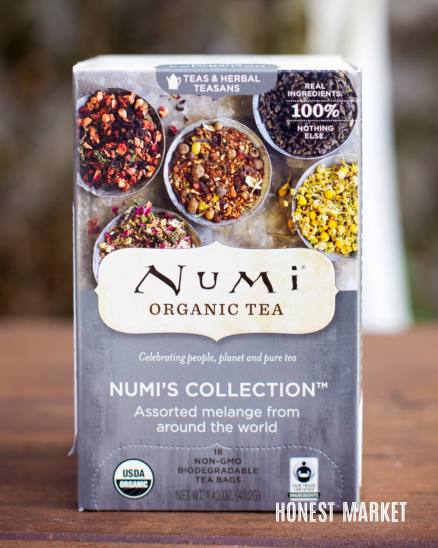 Čaj Numi Collection BIO