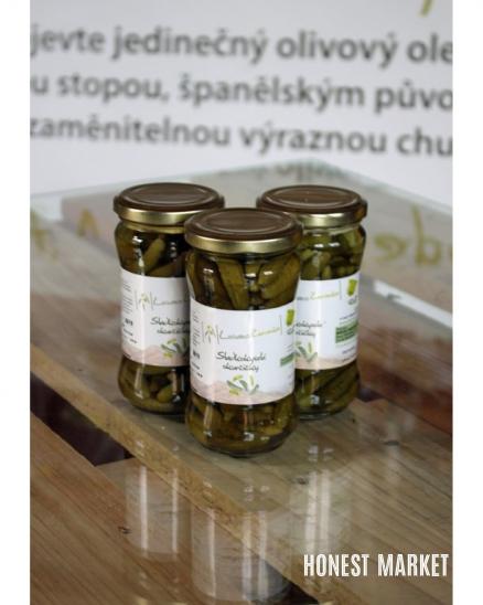 Španělské okurčičky Cornichon 145 g