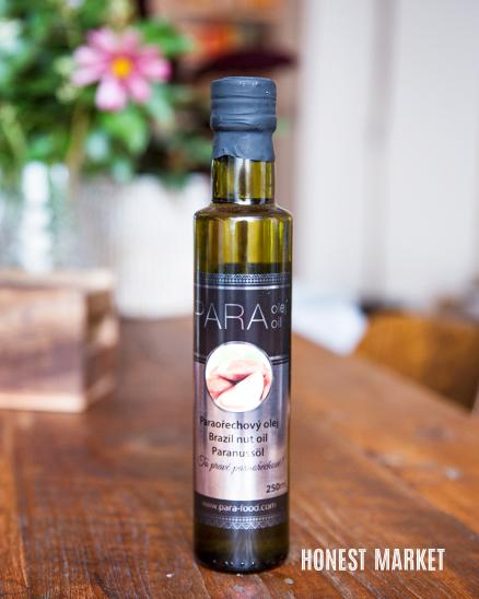 Paraořechový olej 250ml