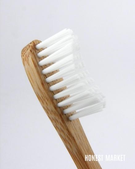 Kartáček na zuby Soft bílý