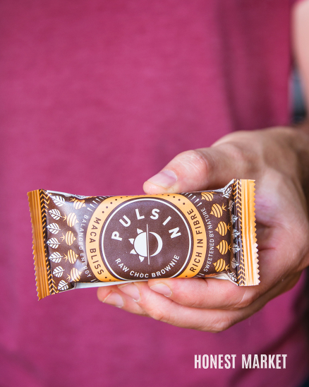 Čokoládová sušenka s maca RAW 50g