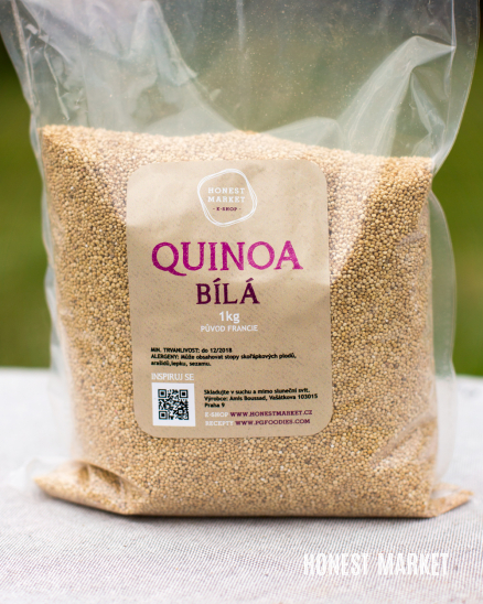 Quinoa bílá 1kg