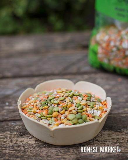 Zeleninová směs na vaření polévek BIO 500g