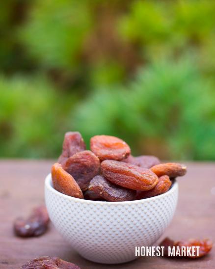 Meruňky sušené bez cukru a nesířené 100 g
