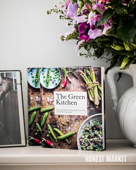 Kuchařka The Green Kitchen – Lahodná a zdravá vegetariánská jídla