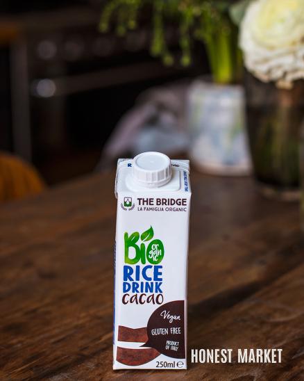 Čokoládovo rýžový nápoj BIO 250 ml