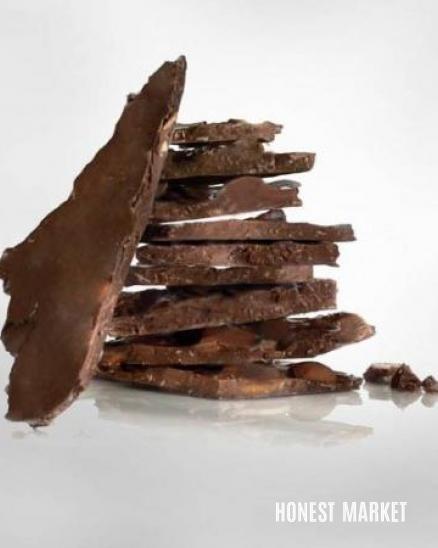 Belgická hořká čokoláda 85% BIO 120g