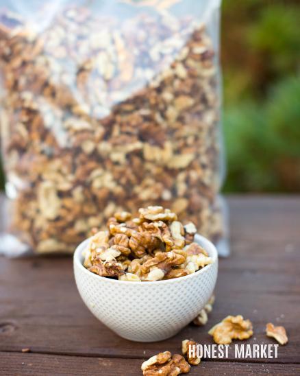 Vlašské ořechy jádra výběrová 100 g